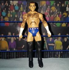 CM Punk - Basic Signature Series - WWE Mattel Wrestling Figure