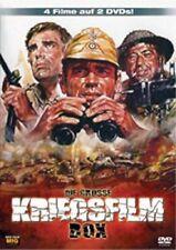Die große Kriegsfilm Box - 4 Filme [2 DVDs] NEU/OVP