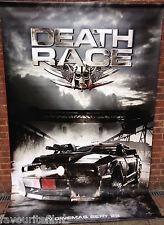 Cinema Banner: DEATH RACE 2008 (Gun Car) Jason Statham Joan Allen Ian McShane