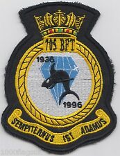 RAF Course BFT 705 Embroidered Crest Badge Patch MOD Approved