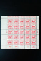 US Stamps # 630 Mint White Plains Souvenir Sheet