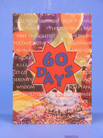 SOBRIETY GREETING CARD - ANNIVERSARY - 60 DAYS - RECOVERY