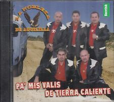 La Nobleza De Aguililla Pa Mis Valis De Tierra Caliente  CD New
