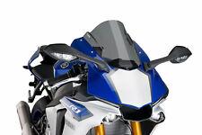 BULLE RACING PUIG YAMAHA YZF-R1 2015 FUME FONCE