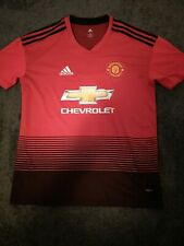 Manchester United 2018 Home Jersey