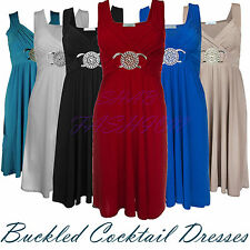 Unbranded Party Midi Cocktail Dresses for Women