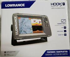 Lowrance HOOK2 7 SplitShot Fishfinder - 000-14023-001