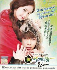 Monstar _ Korean TV Series _ DVD English Subtitles _ Region All _ Yong Jun-hyung