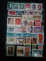 Sowjetunion UDSSR Russland Russia  Briefmarken Stamps Sellos Timbres