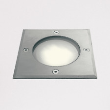 Firstlight Outdoor Walkover In-Ground Light Fitting Stainless Steel Drive IP67