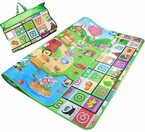 Baby Play Mat Children Puzzle Toy Crawling Carpet Kids Rug Game Eva Foam Floor