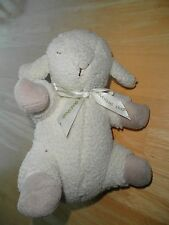 Sleep Sheep Baby Lamb Stuffed Animal Toy Sounds Ocean Whale Rain Stream Timer A+