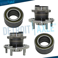 2006-2008 2009 2010 2011 2012 2013 Mazda 5 & 3 Front Rear Wheel Hub Bearings ABS