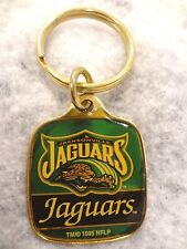 VINTAGE Jacksonville Jaguars 1995 Keychain ~ NEW ~ Made in USA