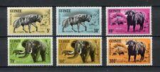 27218) GUINEA 1964 MNH** Nuovi** Animals 6v
