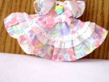 CHERRY MERRY MUFFIN  LILY VANILLY DOLL'S DRESS  EX. CLEAN CONDITION MATTEL