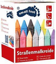 Straßenmalkreide für Kinder Straßenkreide Malkreide Kreidestift 12 Farben Kreide