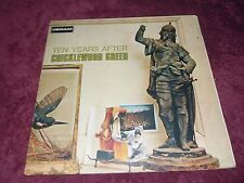 Ten Years After Cricklewood Green '70 UK 1st Deram Love Like A Man W/Poster EX+
