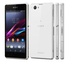 "White Unlocked 4.3"" SONY Ericsson Xperia Z1 Compact D5503 16GB"