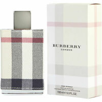 PARFUM BURBERRY LONDON EAU DE PARFUM 100ML NEUF ET AUTHENTIQUE NEW PACKAGING