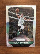 Evan Turner 2015-16 Prizm Silver #118 Boston Celtics
