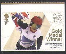 GB 2012 Olympics/Sport/Gold Medal Winners/Pendleton/Cycling/Bikes 1v s/a n35460