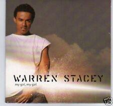 (D265) Warren Stacey, My Girl My Girl - DJ CD