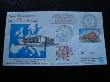 FRANCE - enveloppe 25/4/1978 yt service n° 54 (cy19) french