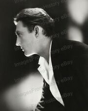 8x10 Print John Barrymore Profile Portrait by Baron Adolphe de Meyer 1920 #JB7