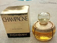 Eau de toilette splash CHAMPAGNE de Yves Saint Laurent YSL 50 ml. NUEVO / NEW