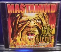 Mastamind - Hell'z Kitchen CD SEALED esham natas project born horrorcore rlp