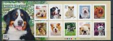 [G26058] Japan 2017 Dogs good sheet very fine adhesive