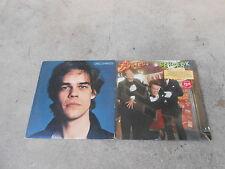 DAVID JOHANSEN/BUSTER POINDEXTER-LOT OF 2 LP'S-S/T-GOES BESERK-SHRINK WRAP-HYPE