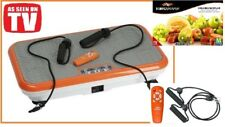 Vibro Shaper Vibrationsplatte Ganzkörper Trainingsgerät Trainingsplan NEU & OVP