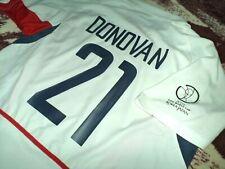 Jersey US Landon Donovan nike USA WC02 (XL) shirt soccer USMNT 2002