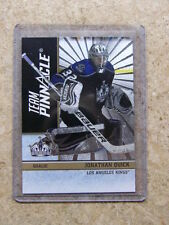 10-11 Panini Team Pinnacle #12 J. QUICK MARTIN BRODEUR