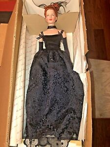 """VINTAGE ROBERT TONNER 20"""" ANGELIQUE FASHION COLLECTOR LIMITED EDITION DOLL"""