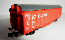 Fleischmann N piccolo-Güterwagen Hbillns DB Cargo-TOP-box car Hbillns DB Cargo