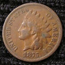 1875 INDIAN HEAD CENT - XF DETAILS  #14453
