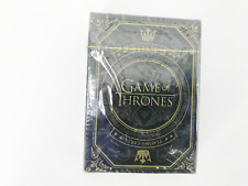 Game of Thrones Playing Cards Dark Horse Deluxe New! 4175