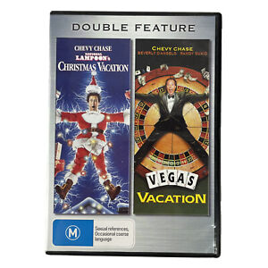 National Lampoon's Christmas Vacation & Vegas Vacation Double Feature 2-Disc DVD