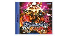 ## Dynamite Cop (mit OVP) - SEGA Dreamcast / DC Spiel - TOP ##