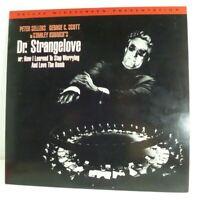 Dr. Strangelove Laser Disc Movie Deluxe Widescreen Edition Peter Sellers Kubrick