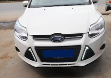 2X DRL Daytime Running Fog Light Lamp For Ford Focus 2012-2014