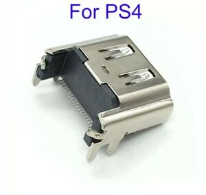 Brand New Fits Sony PlayStation 4 HDMI Display Port Socket Jack Connector