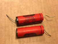 K40Y-9 paper in oil capacitors great for tube amp 500 pcs. 4700pF 630V