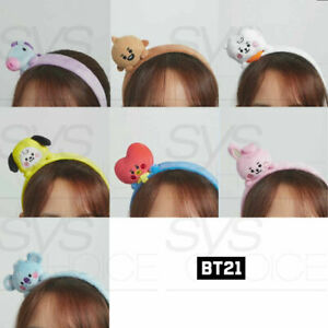BTS BT21 Official Authentic Goods Hair Band Baby Ver + Tracking Num