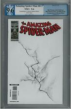Amazing Spiderman #617 Something is Coming Variant PGX 9.6  White Pages!