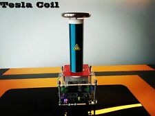AC110V-240V Tesla Coil Solid Music High Power Lightning Model Educational Toy