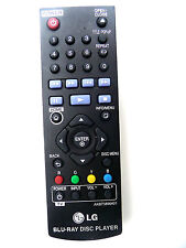 LG AKB73896401 BLU-RAY DISC PLAYER REMOTE CONTROL for BP335W, BP135, BP300, BP34